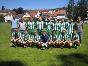 Verwaltungspokalsieger Frickenhofer Höhe 2006